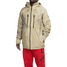 Burton [ak] 2L Swash Gore-Tex® Snowboard Jacket - Waterproof, Insulated (For Men) in Siddhartha - Closeouts